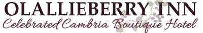 Olallieberry Inn – Bed & Breakfast Logo