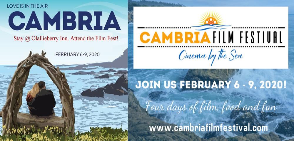 cambria film festival poster
