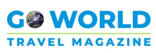 Go World Travel Magazine Logo